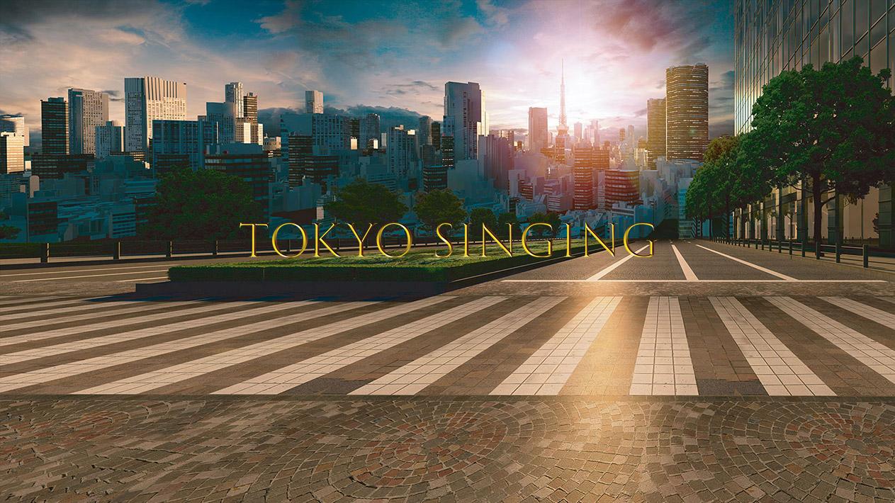 Tokyo バンド 和 singing 楽器